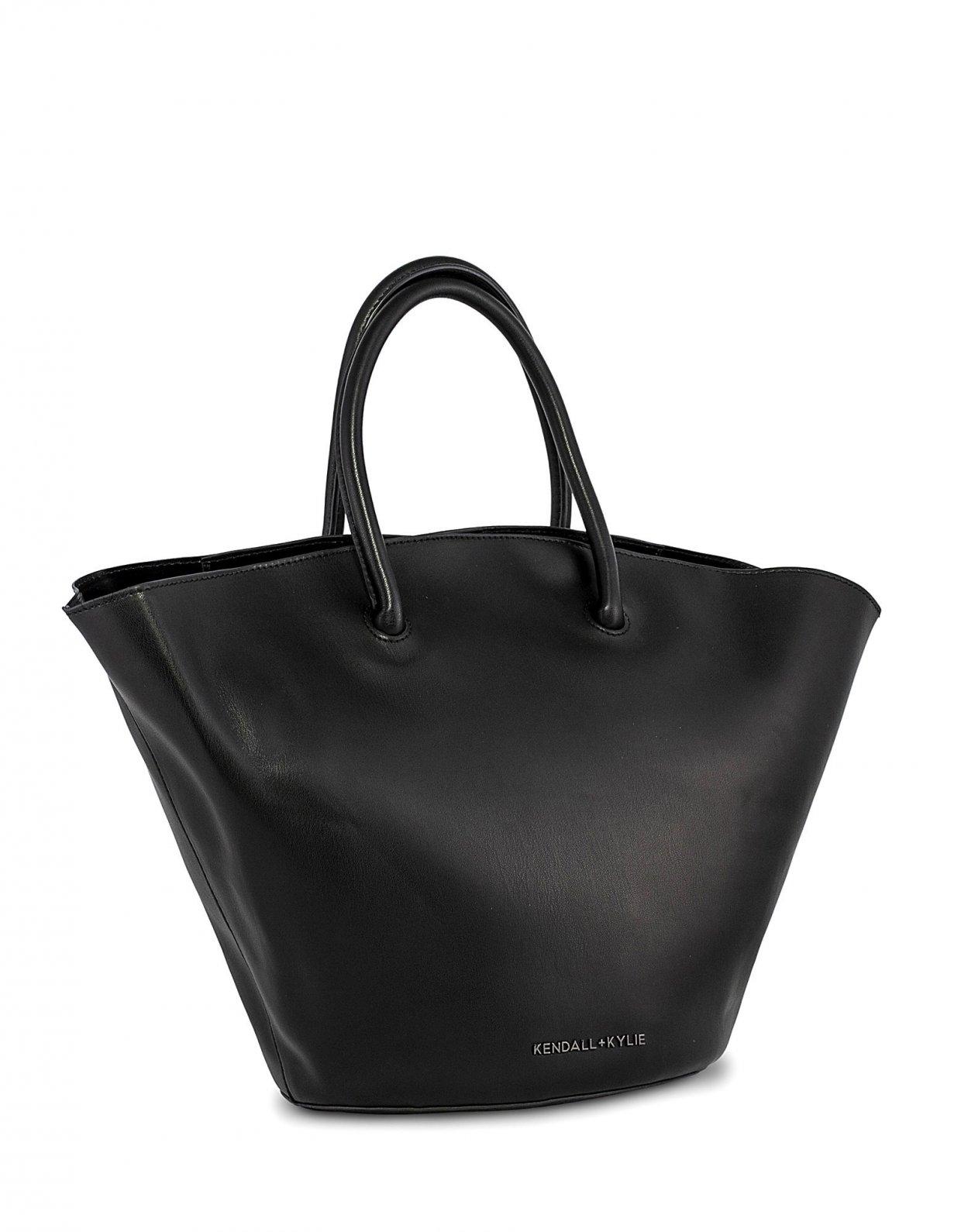 Kendall + Kylie Paradise tote bag black