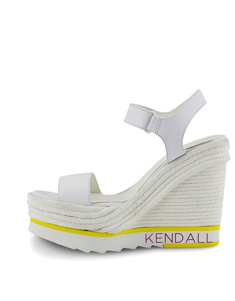 Kendall + Kylie KK Glamor white