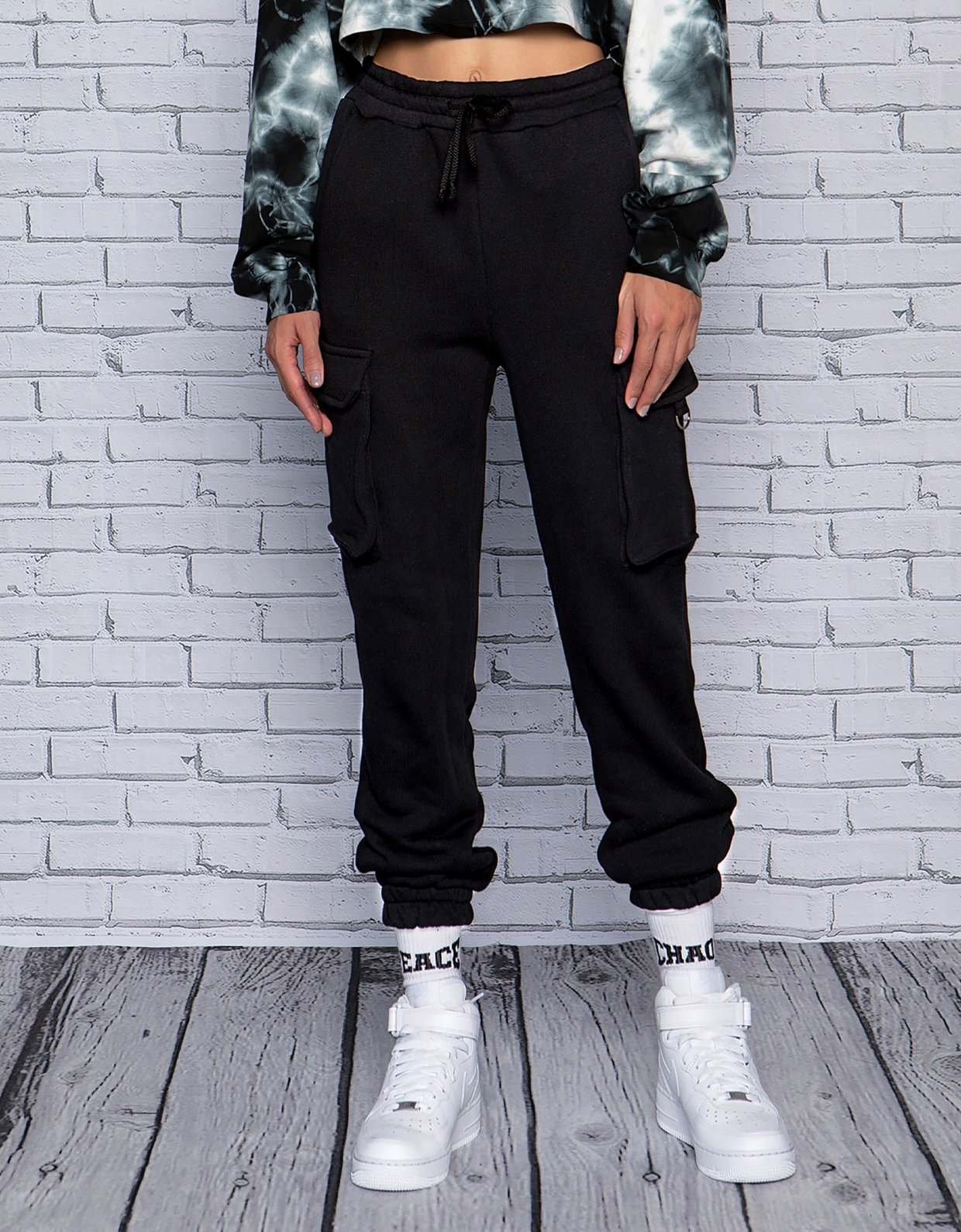 Peace & Chaos Tomboy sweatpants