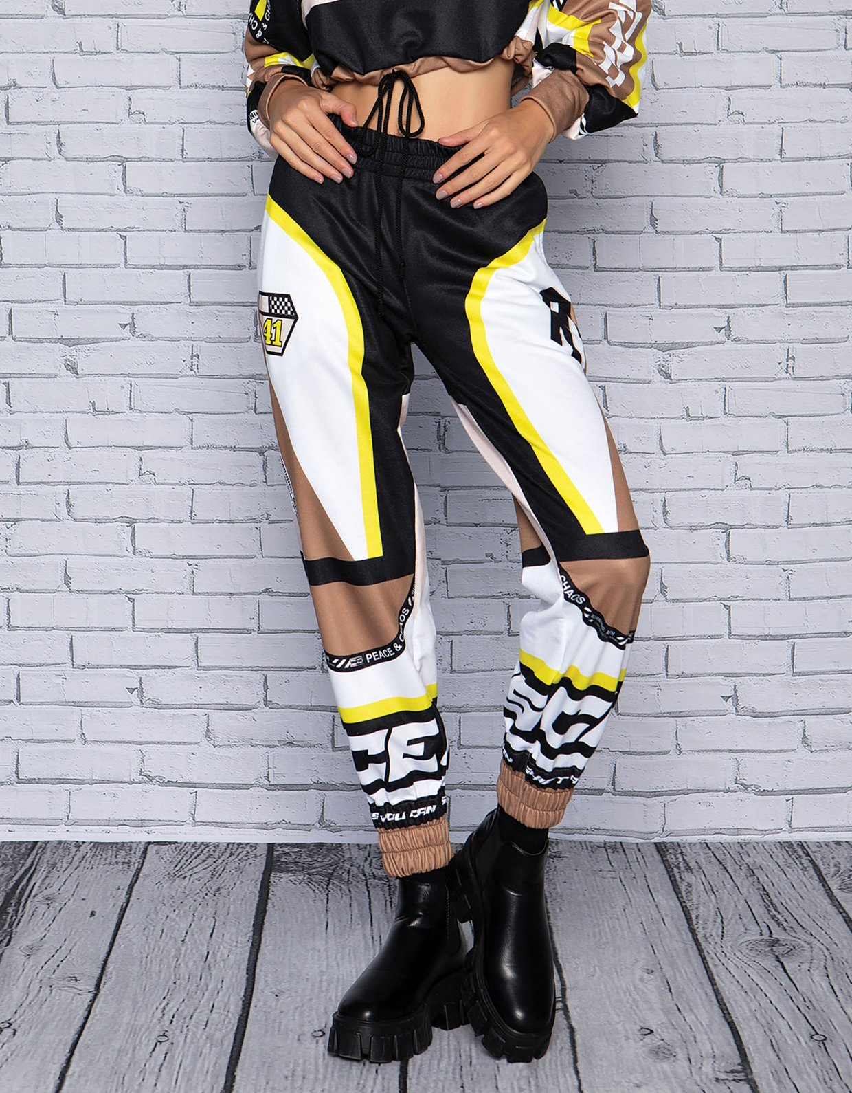 Peace & Chaos Geared up pants