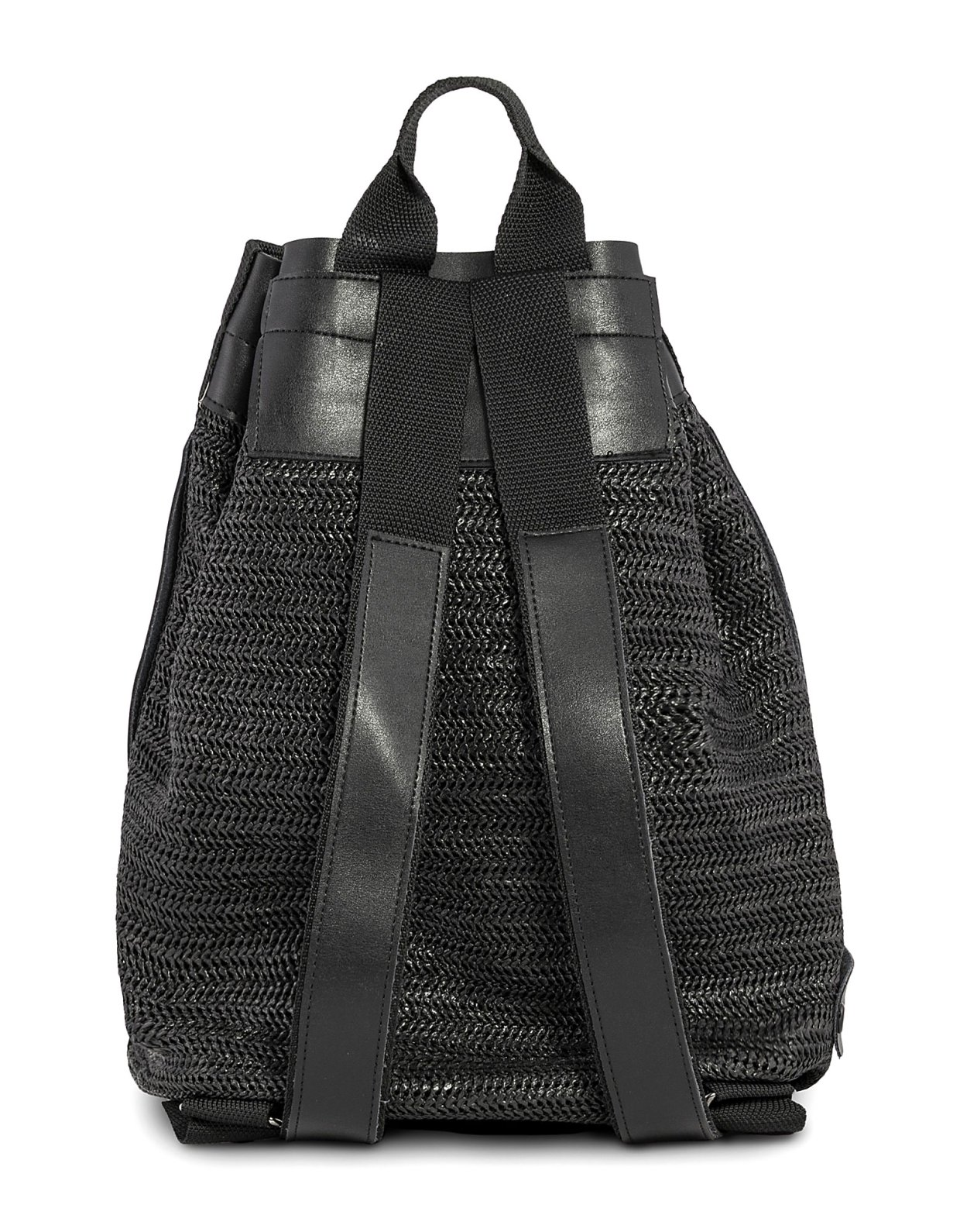 Elena Athanasiou Safari backpack black