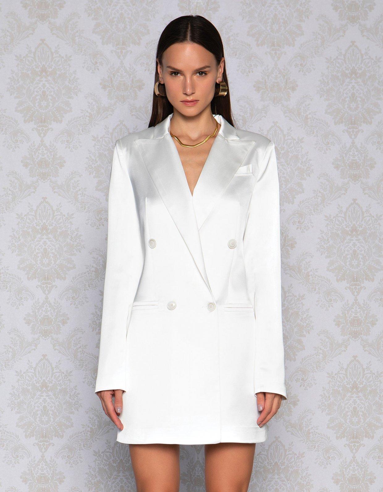 Peace & Chaos Pearl blazer dress