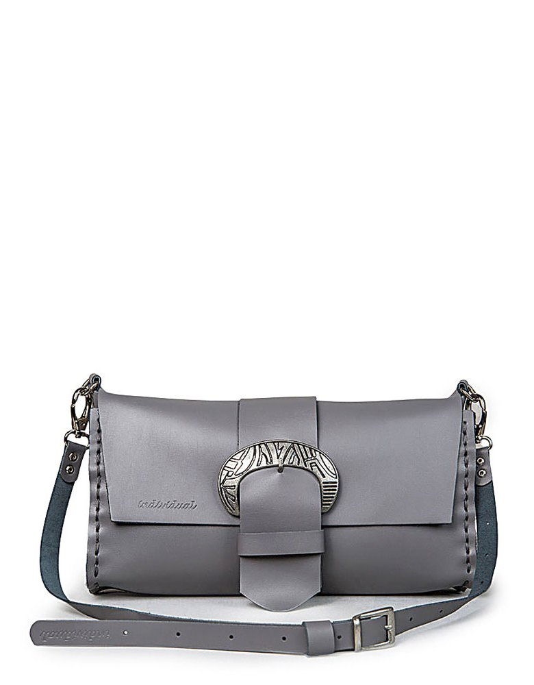 Individual Art Leather Obsesion bag grey