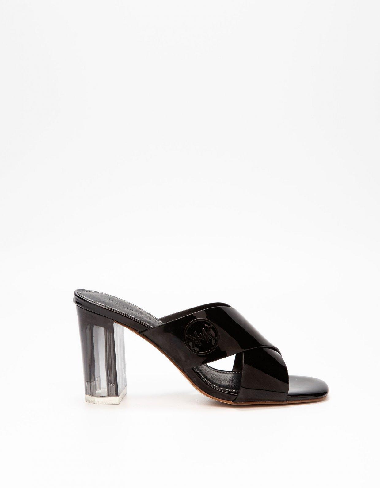 Kendall + Kylie KK Megyn 2.0 sandals black