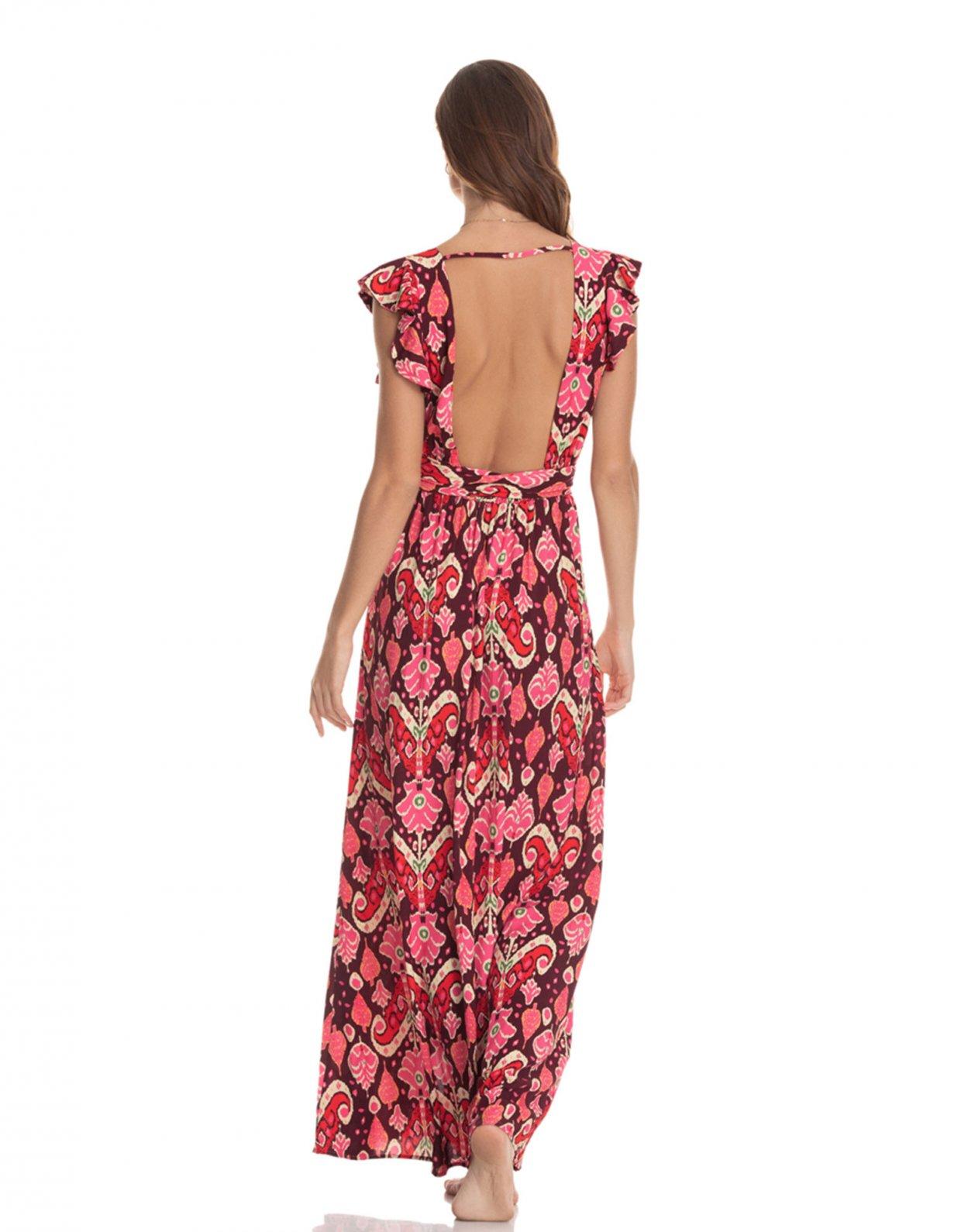 Maaji Fortunata amuser long dress