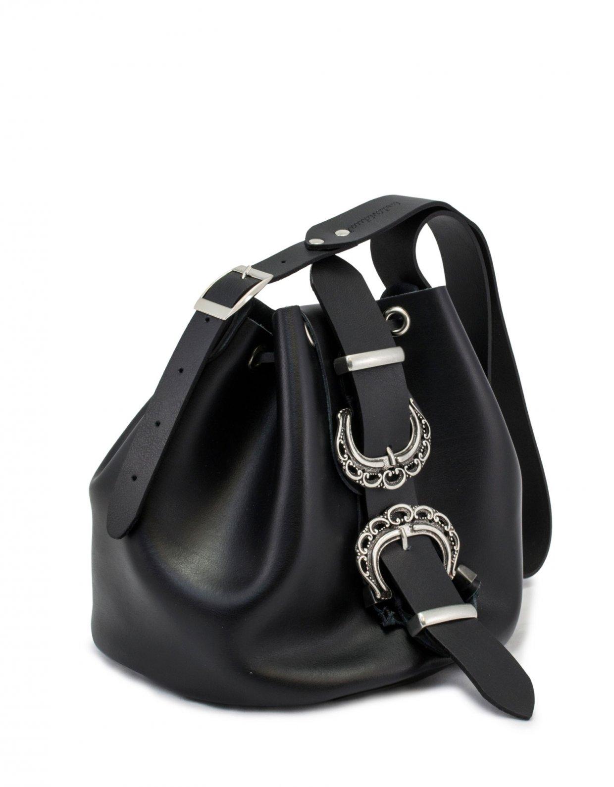 Individual Art Leather Everloving black bag