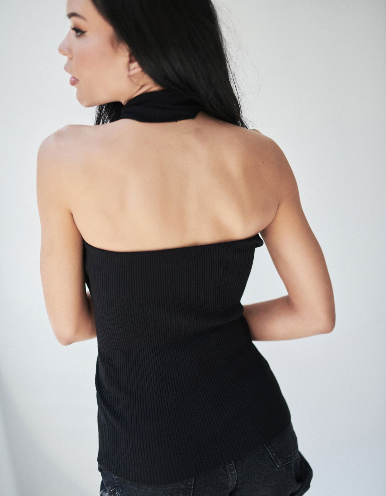 Combos Knitwear Combos S11 - Black top