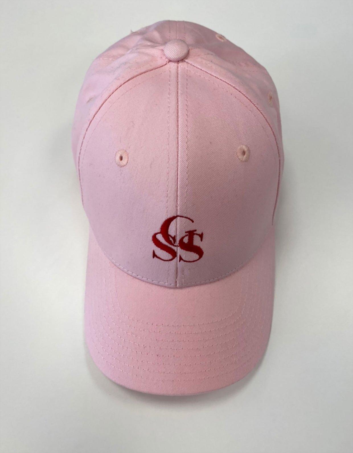 Sunset go SSG Hat pink