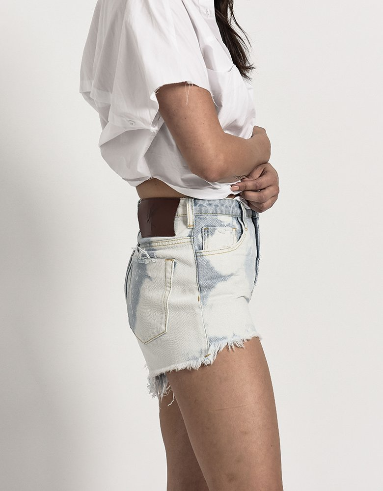Oneteaspoon Bonita sea drift shorts