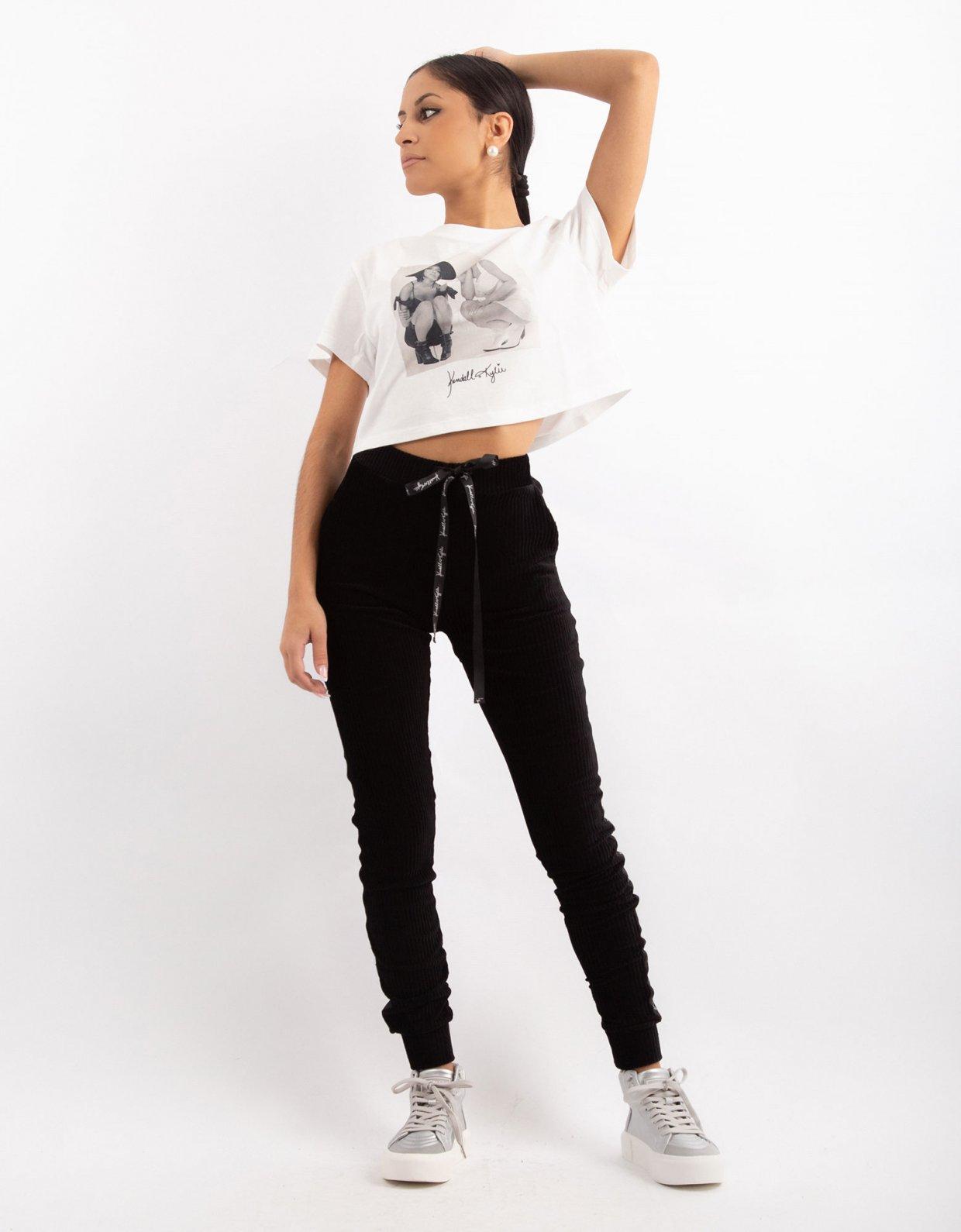 Kendall + Kylie Photoprint t-shirt