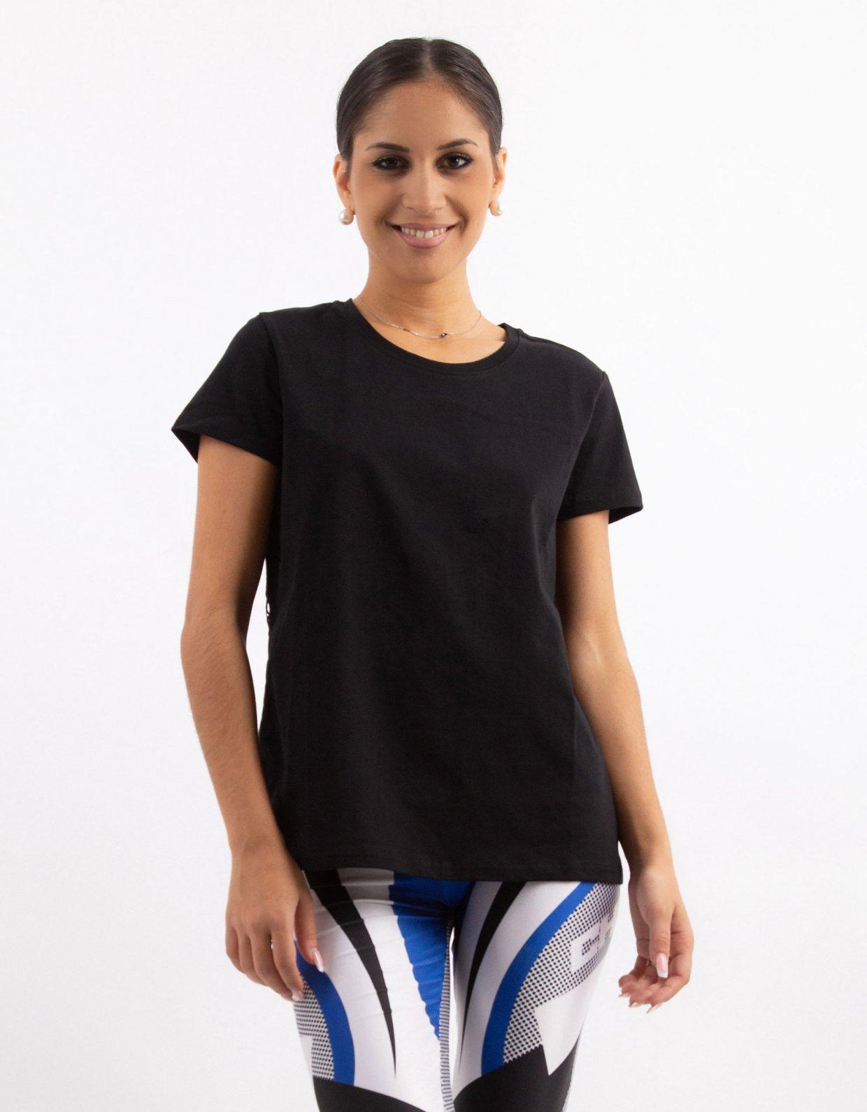 Kendall + Kylie Mesh back t-shirt