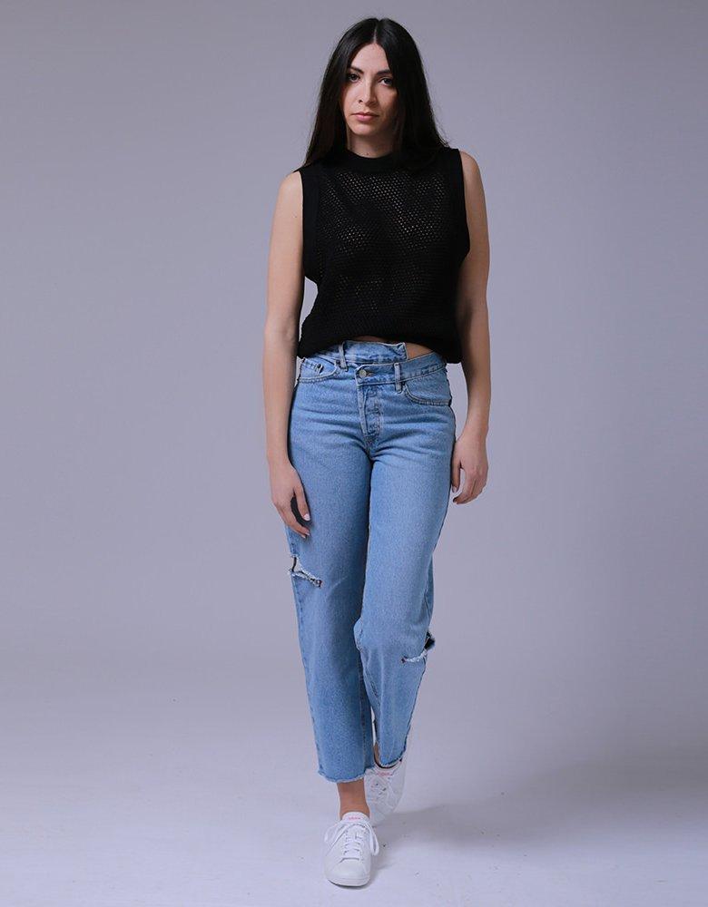 Combos Knitwear Combos S-62 Black top
