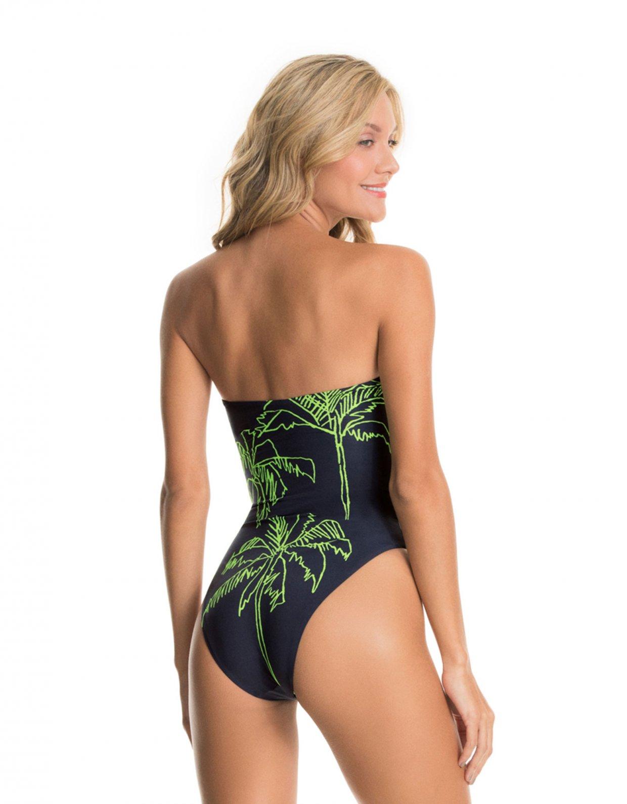 Maaji Greenwood Tanya one-piece swimsuit