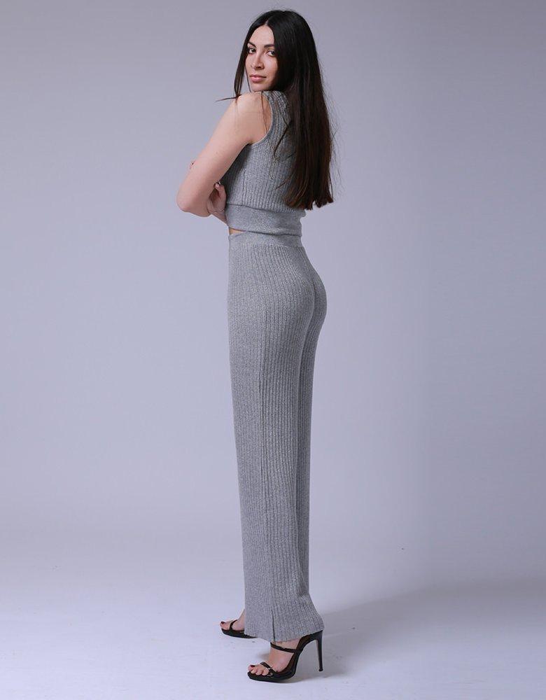 Combos Knitwear Combos S-65 Grey lurex top
