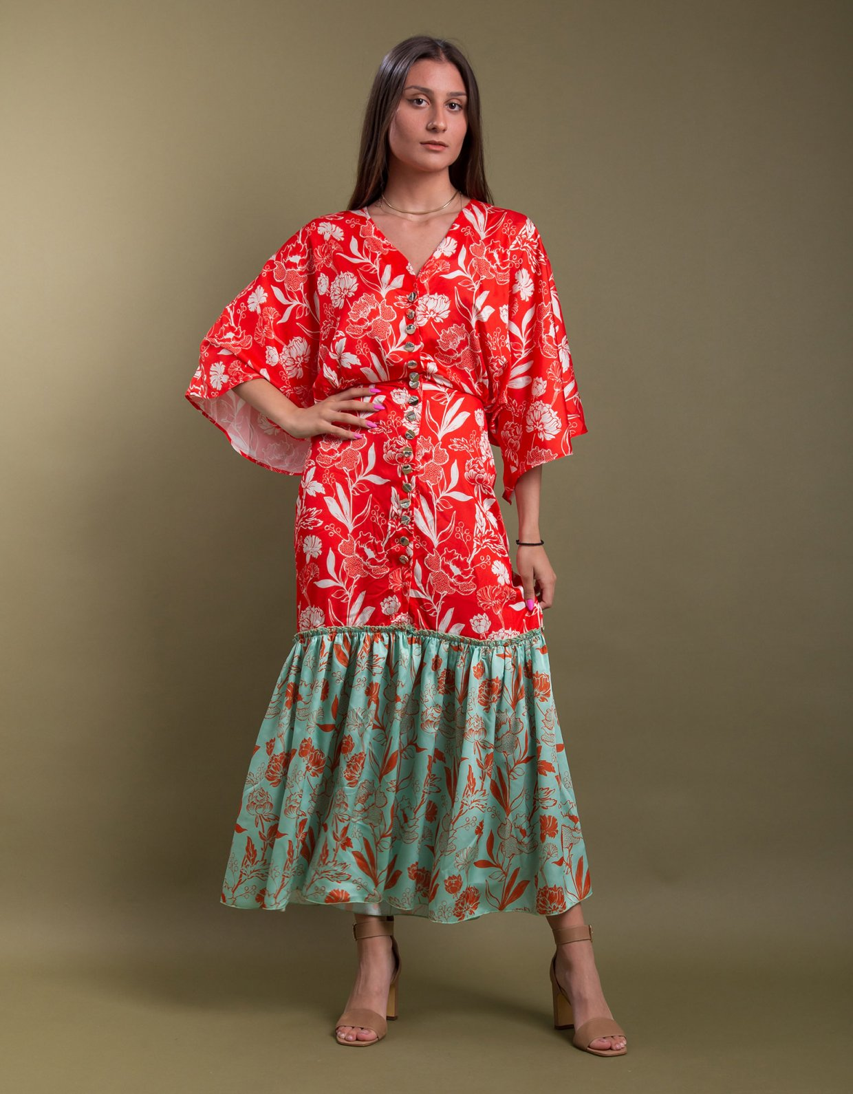 Nidodileda Rama dress