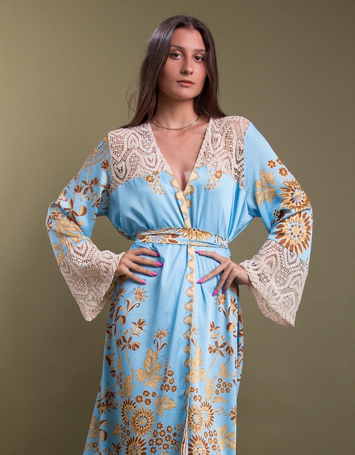 Nidodileda Varka kimono