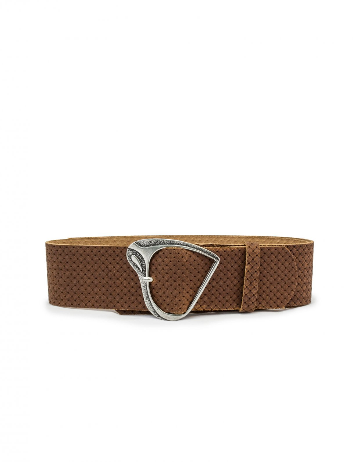 Individual Art Leather Tainted love taba belt