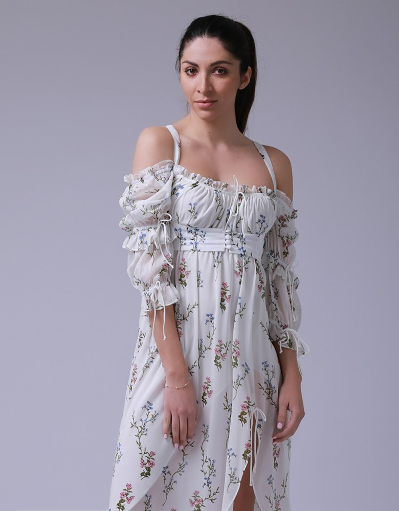 For love & lemons Nicola dress