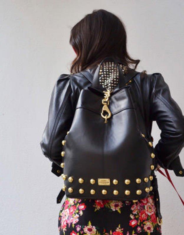 Elena Athanasiou Backpack black