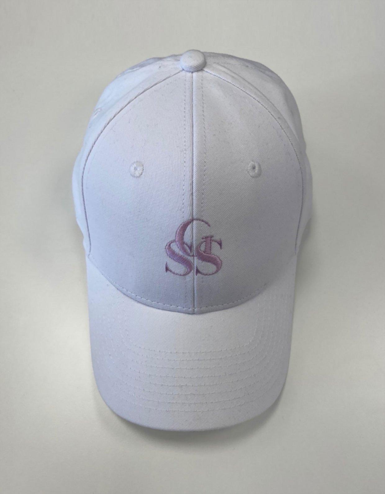 Sunset go SSG Hat white