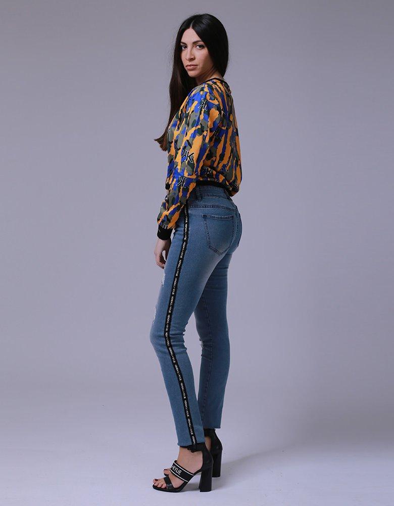 Kendall + Kylie KK 00013 Denim pants