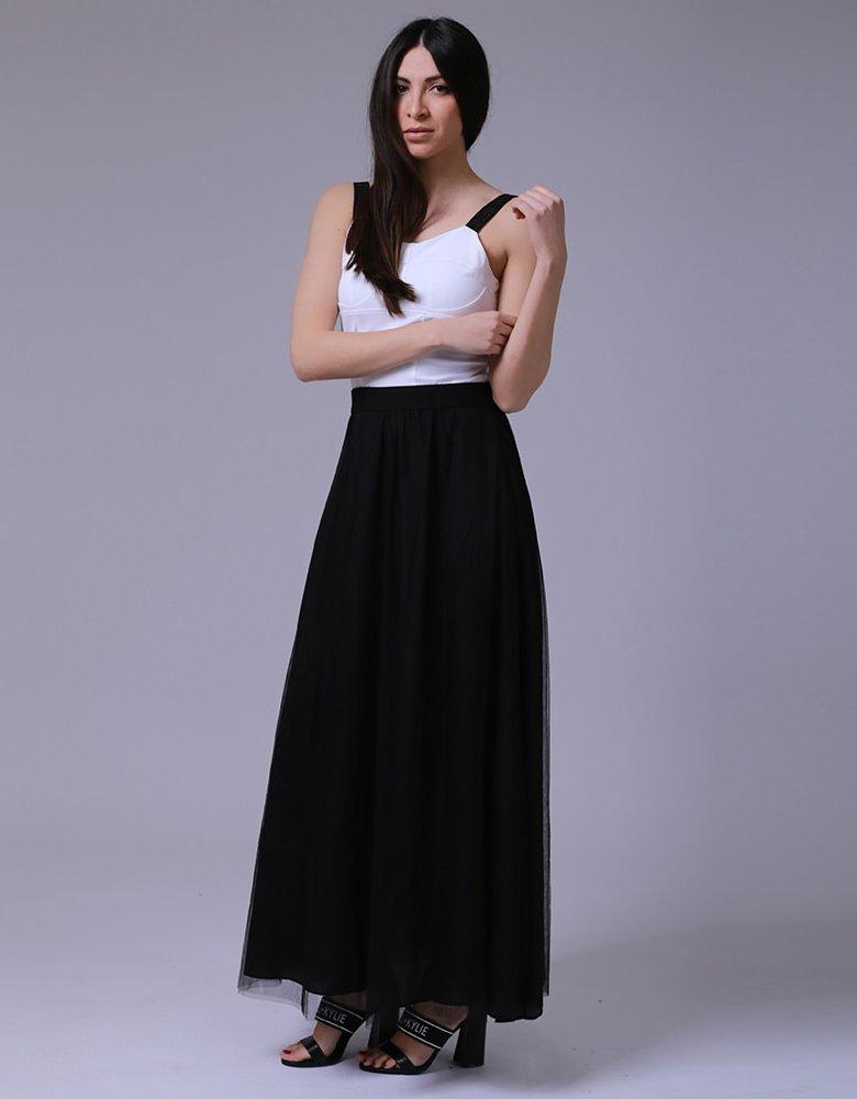 Kendall + Kylie KK 00042 Black & White dress