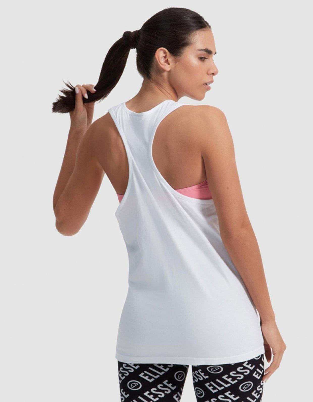 Ellesse Core Abigaille vest white
