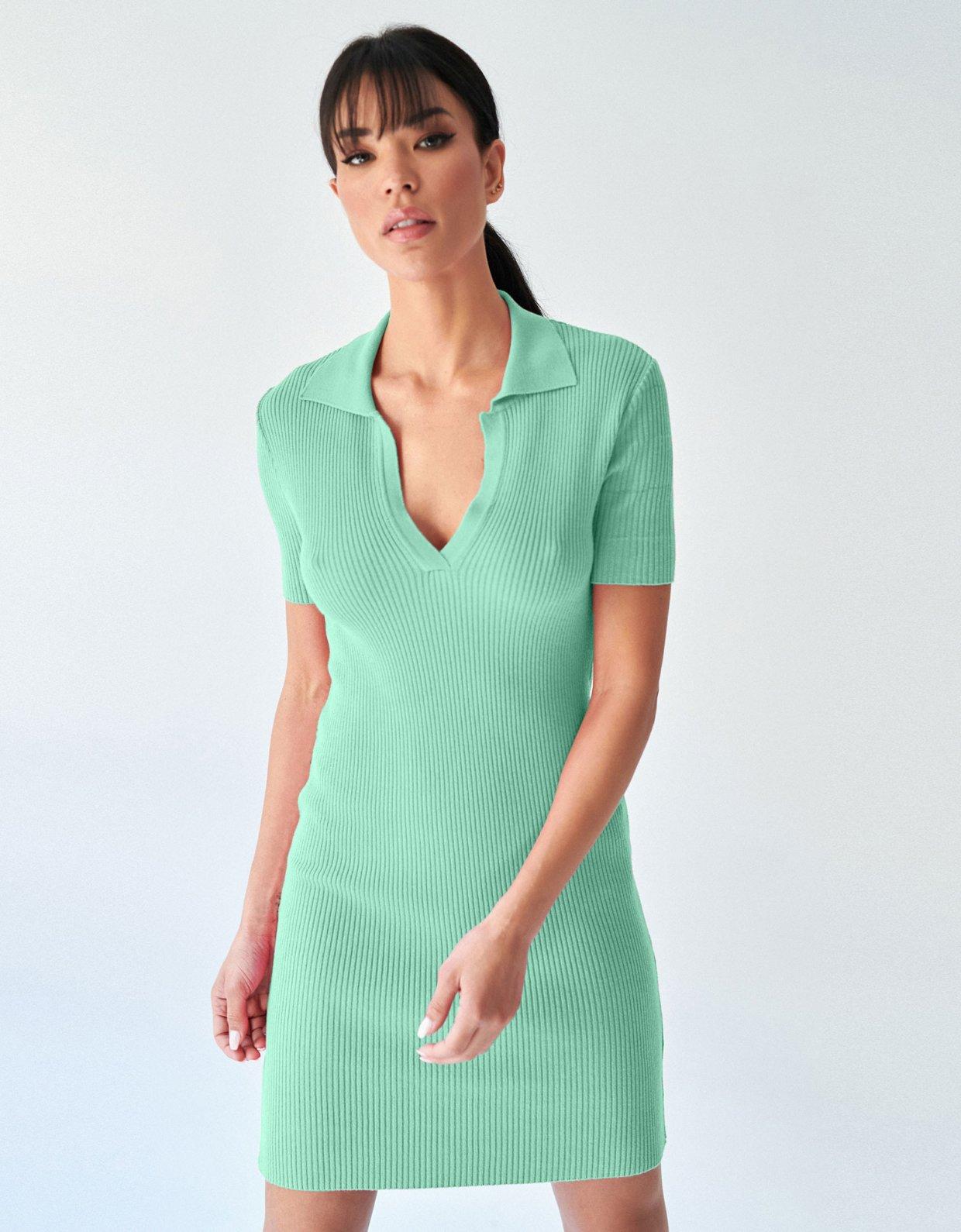 Combos Knitwear Combos S17 – Veraman polo dress