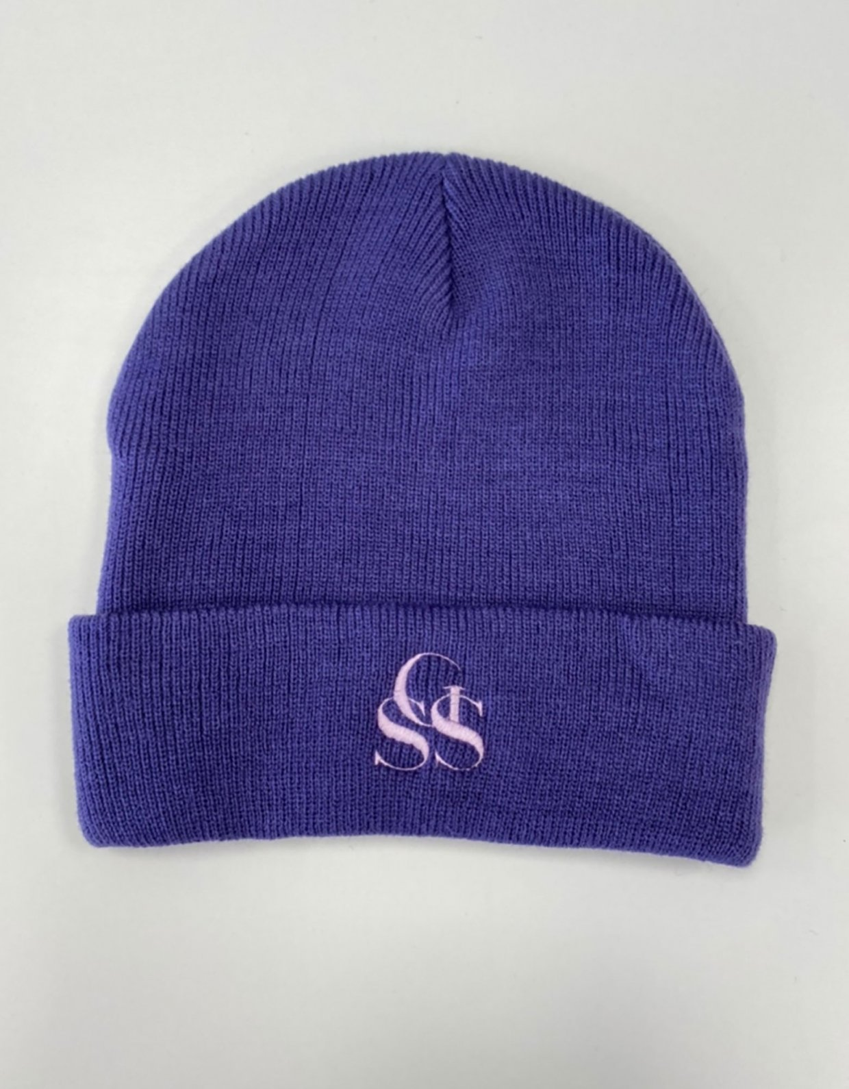 Sunset go SSG Beanie purple