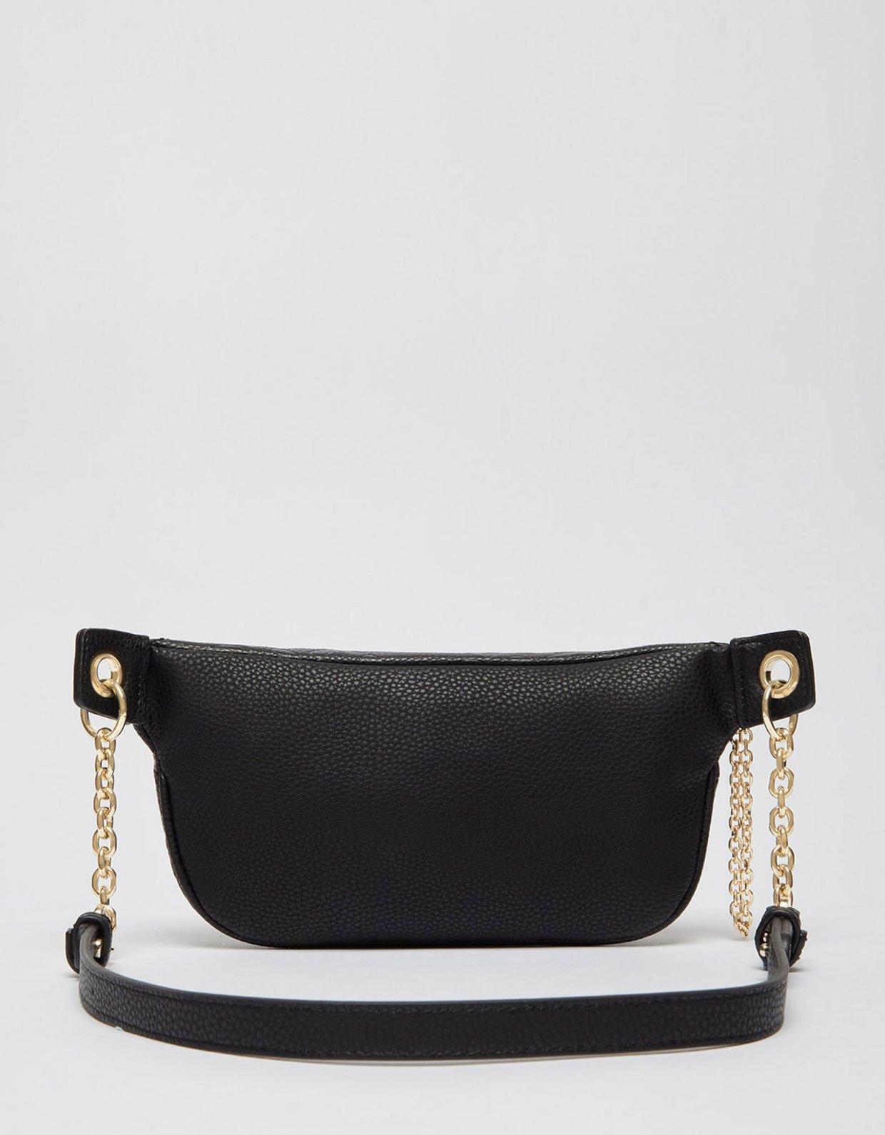 Liu Jo Eco-friendly pouch bag nero