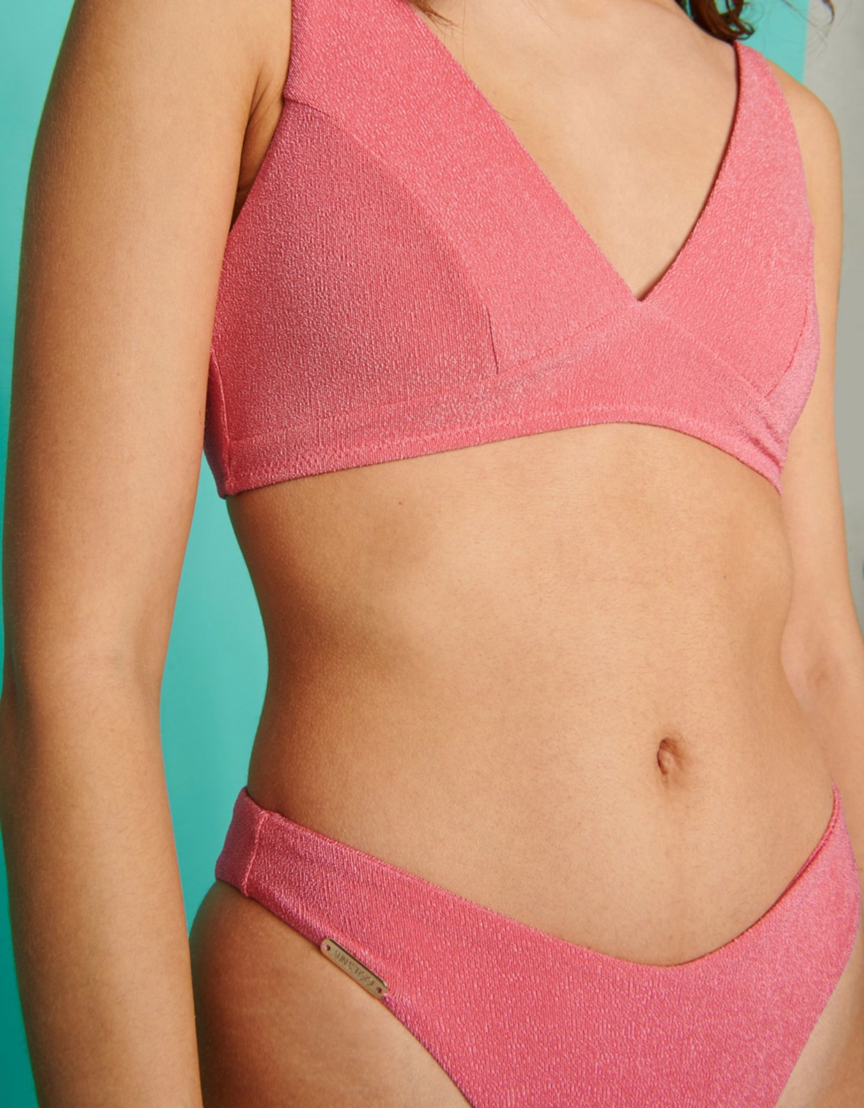 Sunset go Viviana bikini pink/gaufre