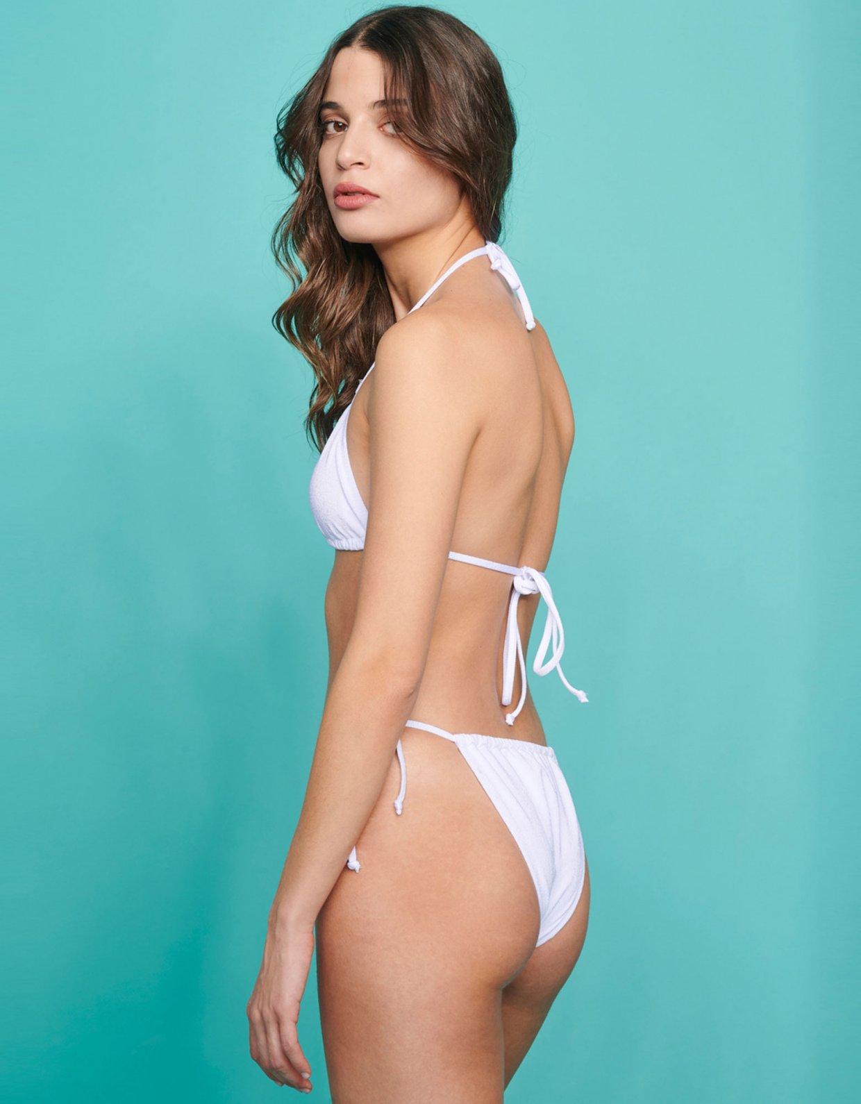 Sunset go Sophie bikini white/gaufre