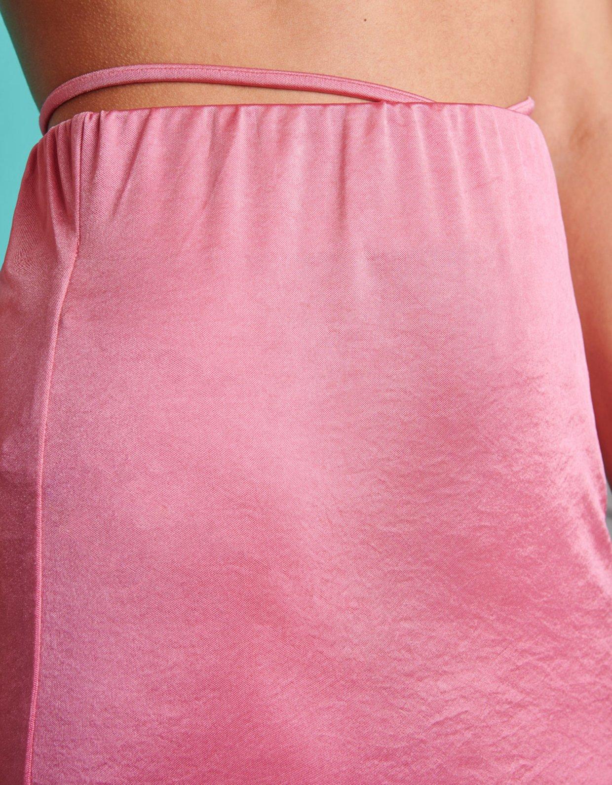 Sunset go July skirt pink