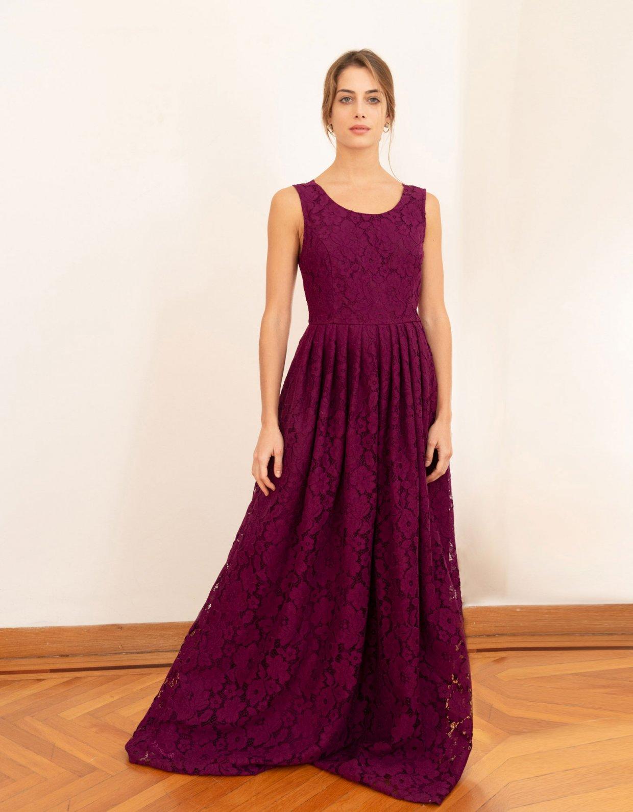Madame Shoushou Arros dress