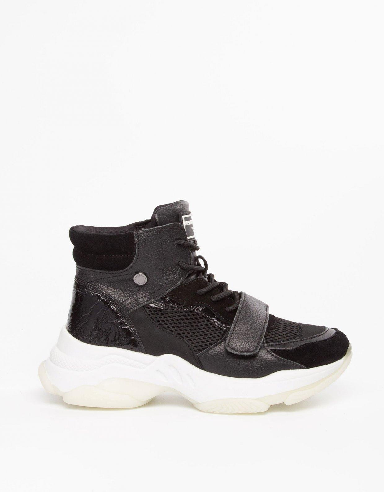 Kendall + Kylie Zera sneakers black