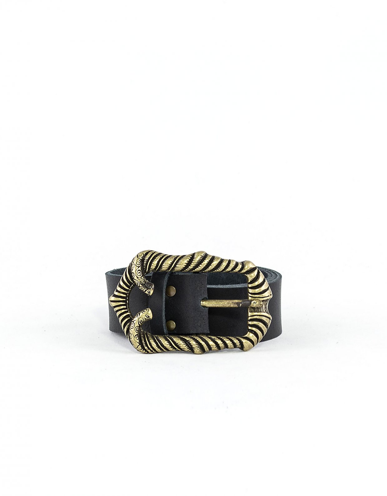Peace & Chaos Bodhi belt black