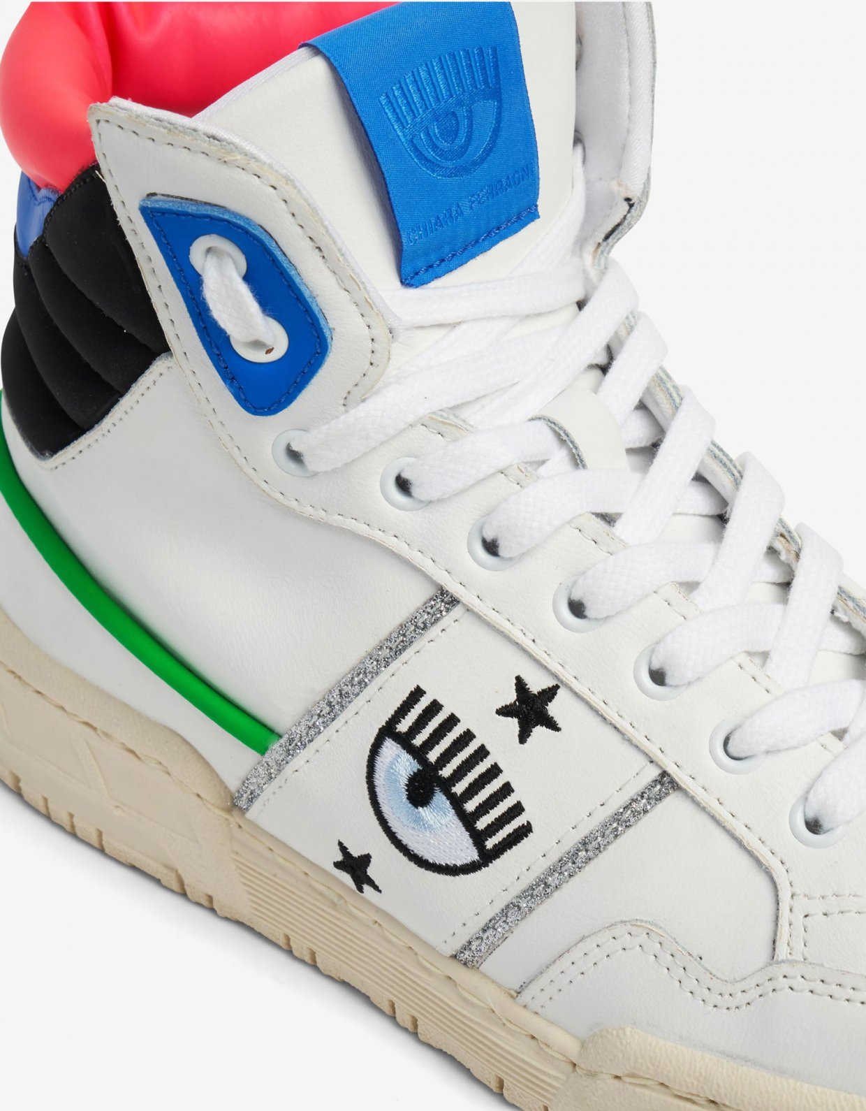 Chiara Ferragni CF1 High sneakers