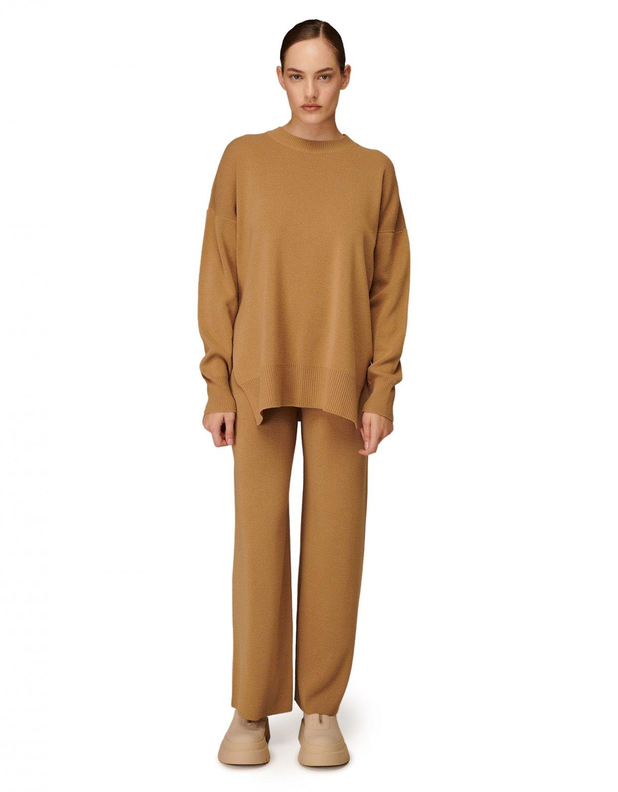 Combos Knitwear Combos W-116 Camel set