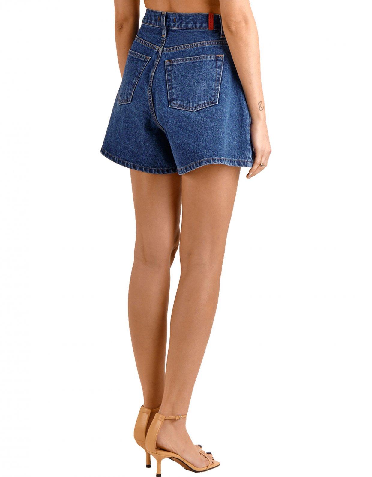 Salt & Pepper Carla S/W denim shorts