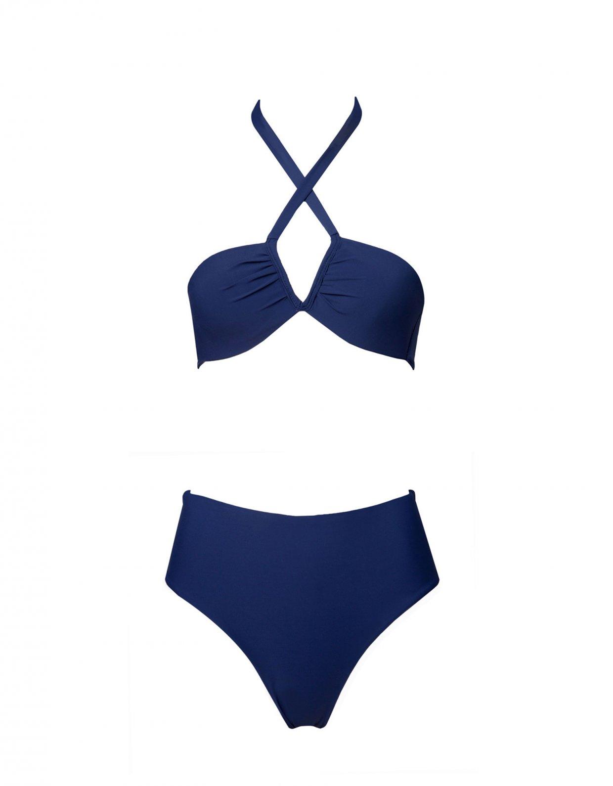 Lookseri swimwear Celina bikini patriot blue