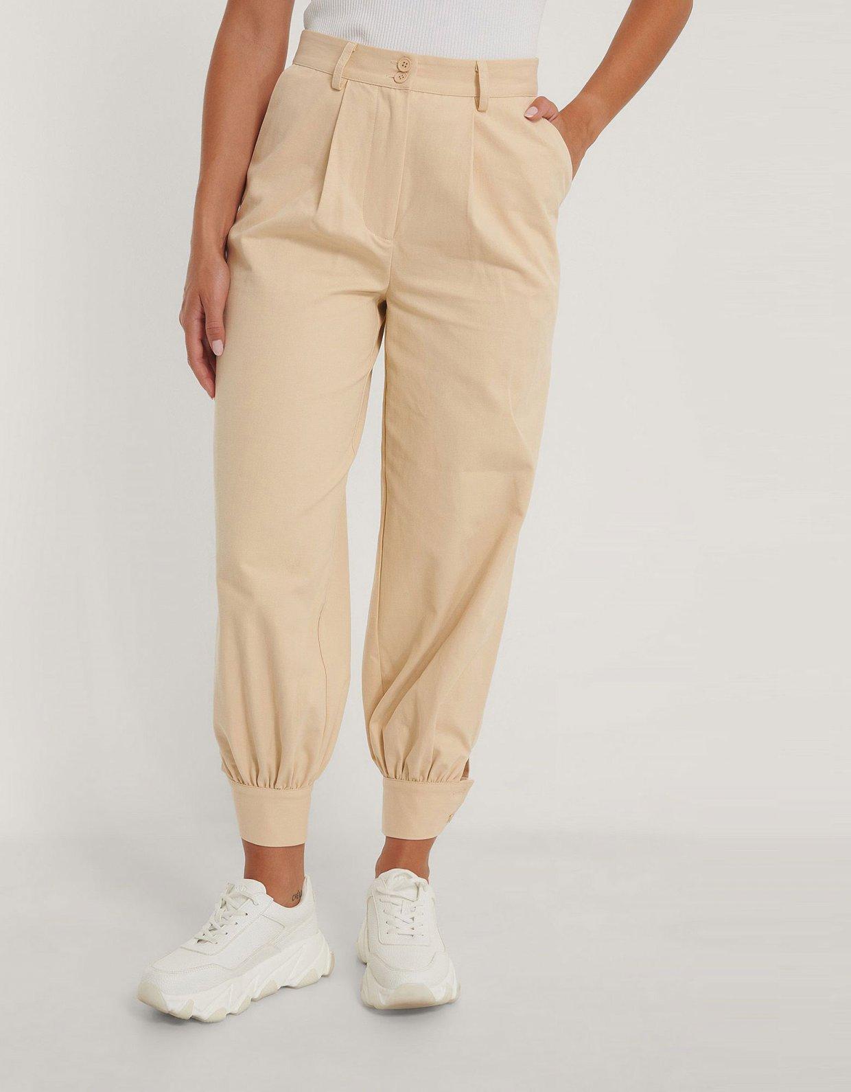 NA-KD Cocoon suit pants