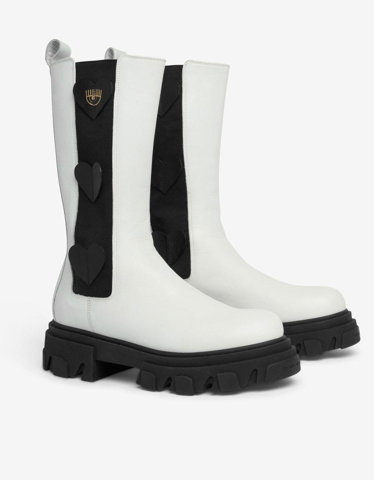 Chiara Ferragni Combat boots