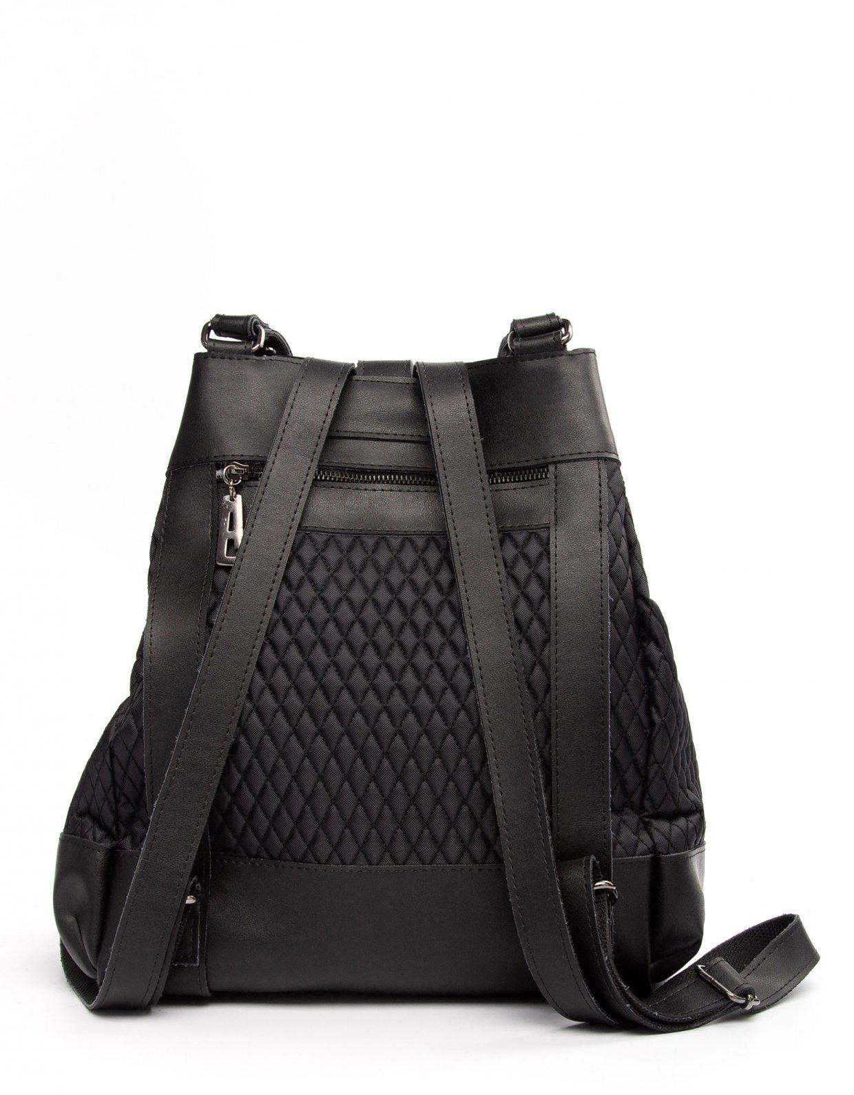 Elena Athanasiou Comfort black  bag