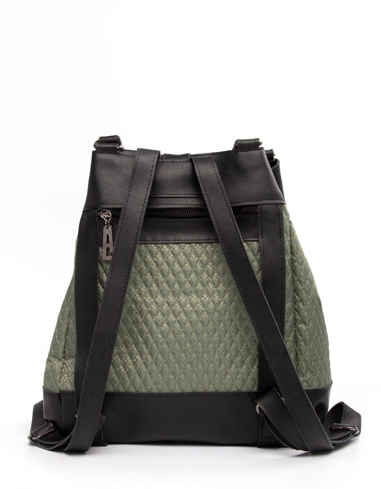 Elena Athanasiou Comfort olive bag