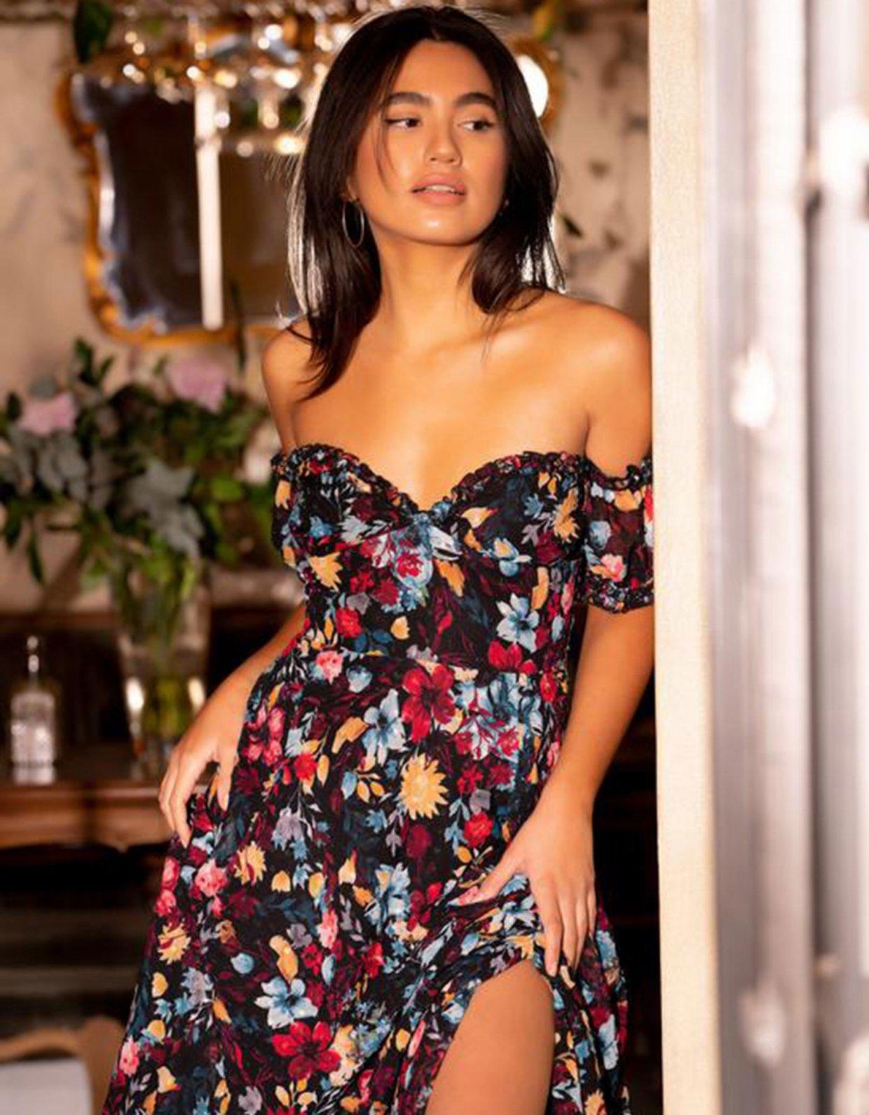Abstracto Shila dress