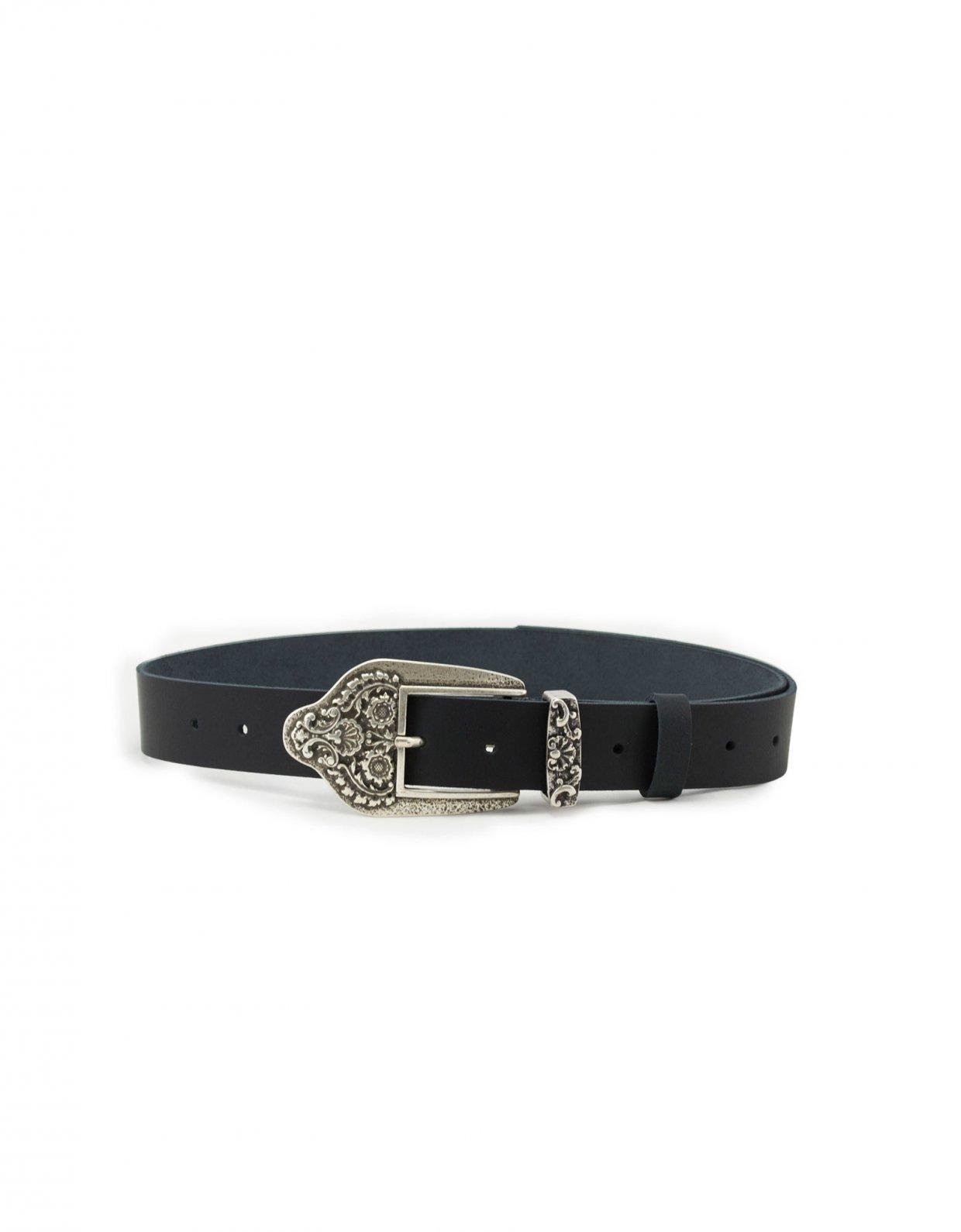 Individual Art Leather Flawless belt black
