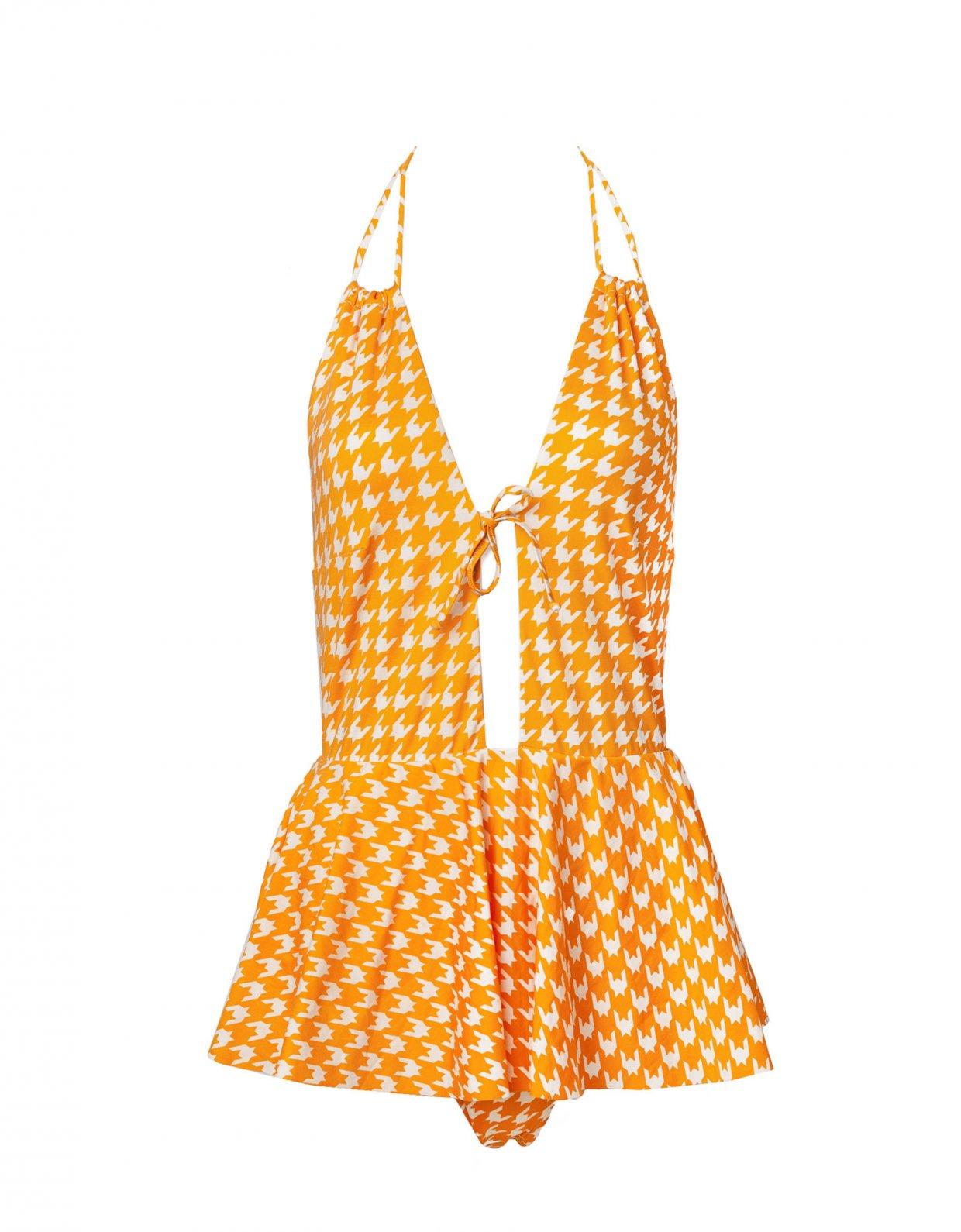 Lookseri swimwear Daphne one piece frenchie