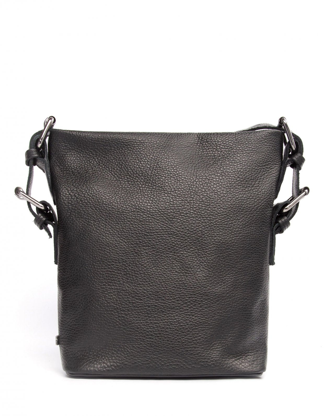 Elena Athanasiou Day to evening pouch large black