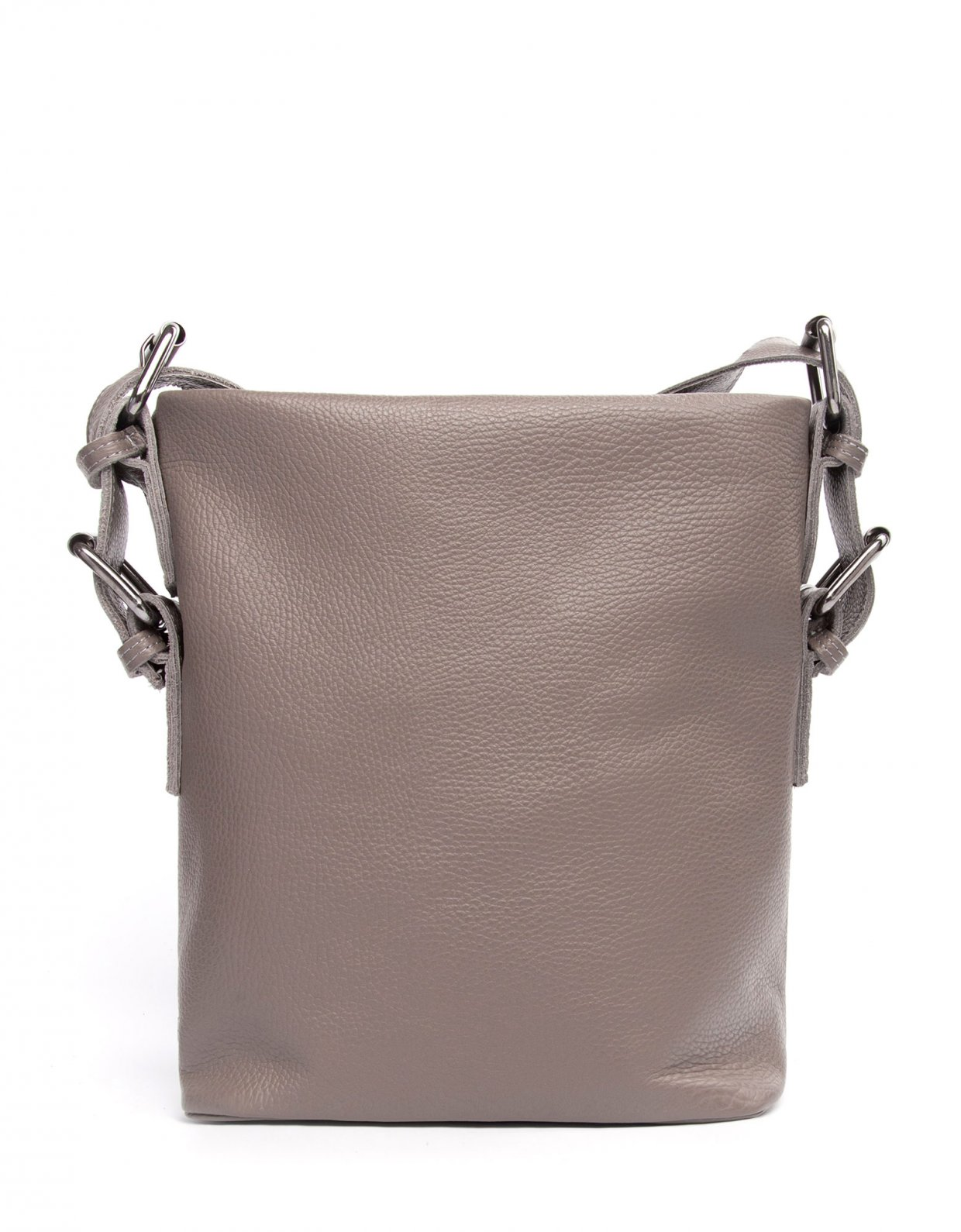 Elena Athanasiou Day to evening pouch large grey