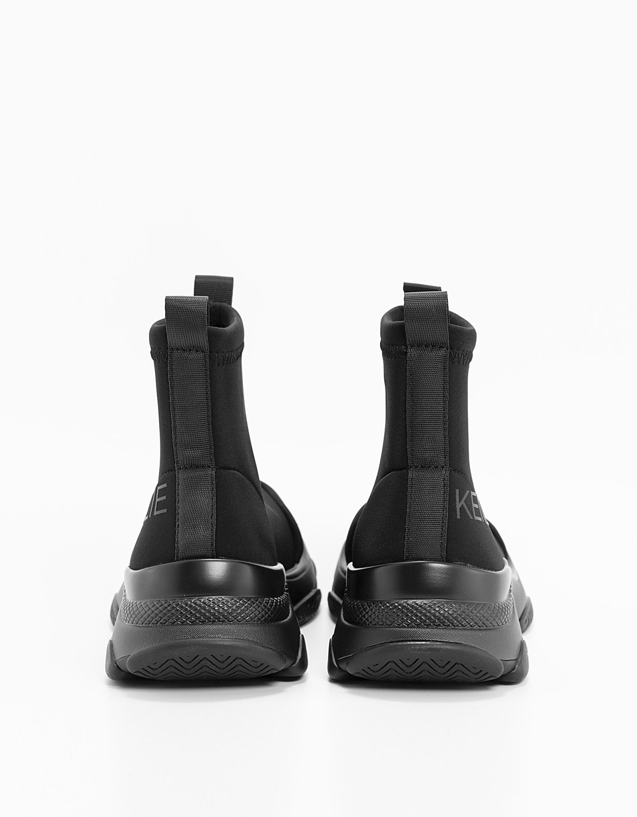 Kendall + Kylie Garin shoes black